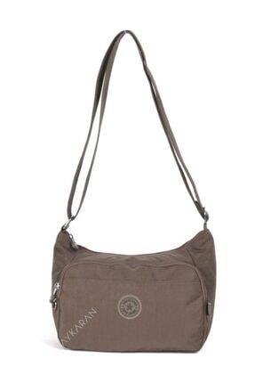 Smart Bags Postacı Kadın Çantası 3003 06 Açık Kahve