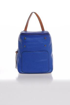 Sergio Giorgianni Luxury Sglx5642 Mavi Kadın Sırt Çantası