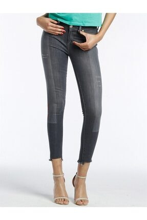 Twister Jeans Kadın Orta Bel Pantolon Lıma 9134-02 C 02