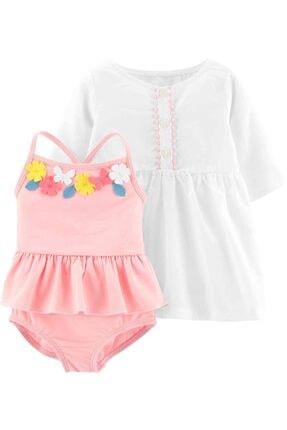 Carter's Kız Bebek 2'li Mayo Set - Summer Collection