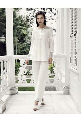 Artış Kadın 3 Lü Sabahlık Pijama Takımı 7307