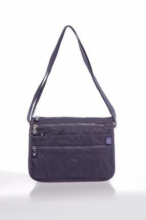 Smart Bags Smbky1128-y. Mor Mor Kadın Çapraz Çanta
