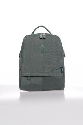 Smart Bags Smbky1117-0005 Haki Kadın Sırt Çantası