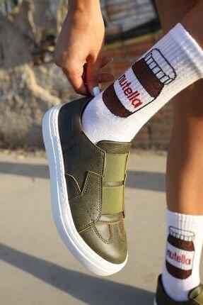 Chekich Ch033 Bt Kadın Ayakkabı Haki