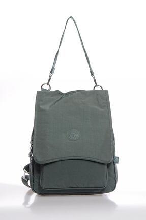 Smart Bags Smbky1119-0005 Haki Kadın Sırt Çantası