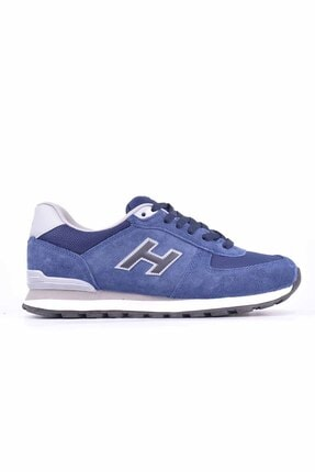 Hammer Jack Hakiki Deri Günlük Rahat Unisex Sneaker