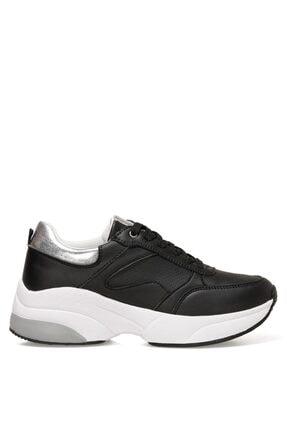 İnci FLOSLAN 1FX Siyah Kadın Sneaker Ayakkabı 101027933