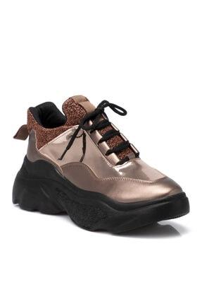 Tergan Bakır Vegan Kadın Ayakkabı 65321k4u