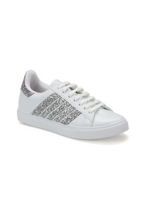 Art Bella Cs19018 Beyaz Kadın Sneaker Ayakkabı