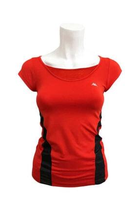 Kappa Kadın Kırmızı T-shirt