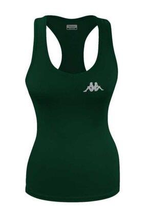 Kappa Kadın Yeşil Bıll  Atlet