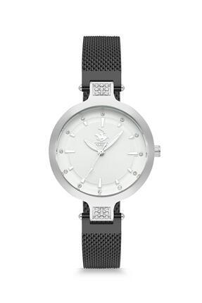 G-Sport Polo Kadın Gümüş Kol Saati Vbg17055g