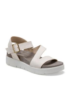 Butigo 20S-619 Beyaz Kadın Sandalet 100518199