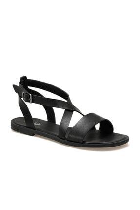 Art Bella Cs20036 Siyah Kadın Sandalet
