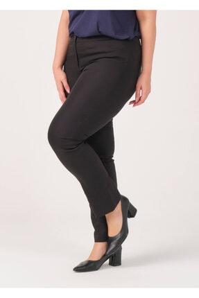 Cazador Kadın Siyah Cepsiz Pantolon