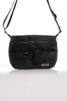 Barcelona Brc2102-0001 Siyah Kadın Çapraz Çanta