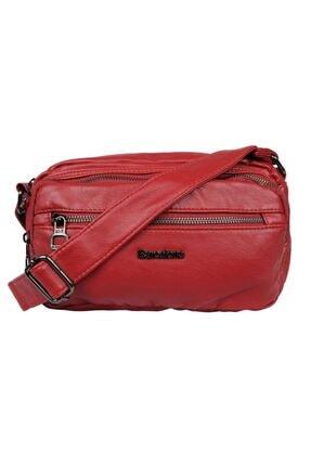 Barcelona Brc1671-0019 Kırmızı Kadın Çapraz Çanta