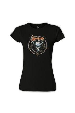 Lord Venom Siyah Bayan Tshirt - BS-653