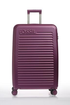 Fossil Fsy1131-l Mor Unısex Büyük Boy Bavul