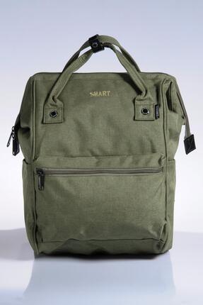 Smart Bags Smbgs2004-0029 Koyu Yeşil Kadın Sırt Çantası