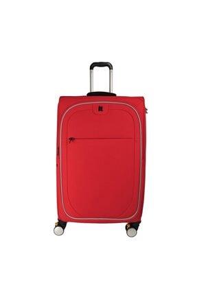 ITLUGGAGE It2228-l Kırmızı Unısex Büyük Boy Valiz