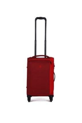 ITLUGGAGE It2284-s Kırmızı Unısex Kabin Boy Valiz