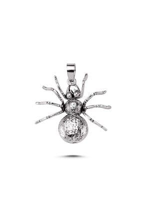 ZUK COLLECTİON Gümüş Örümcek Kolye Ucu