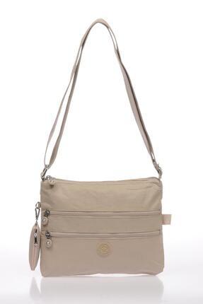 Smart Bags Smb1185-0003 Bej Kadın Çapraz Çanta