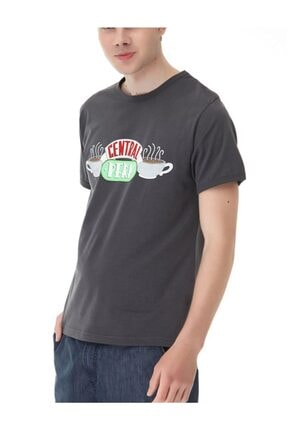 Köstebek Friends - Central Perk Logo Unisex T-shirt