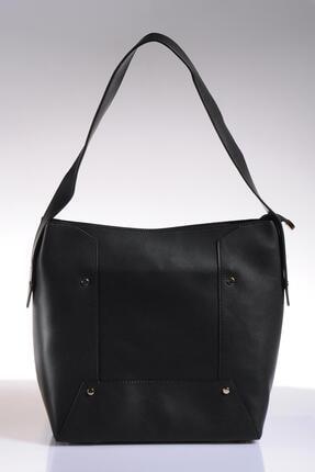 Sergio Giorgianni Luxury Sgım203 Siyah Kadın Omuz Çantası