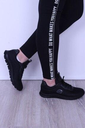 Derigo Siyah Kadın Spor Ayakkabı 221406