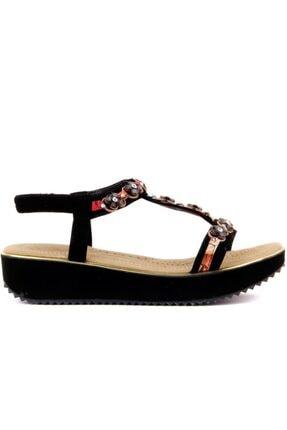 Guja - Siyah Kadın Sandalet