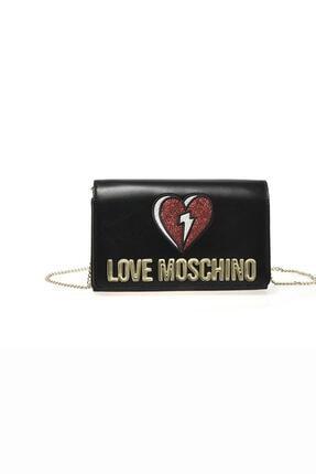Moschino Love Moschıno Jc4268pp0bkj0 Siyah Kadın Omuz Çantası
