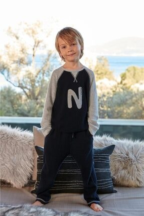 Nautica Ntb010 Pijama Takım
