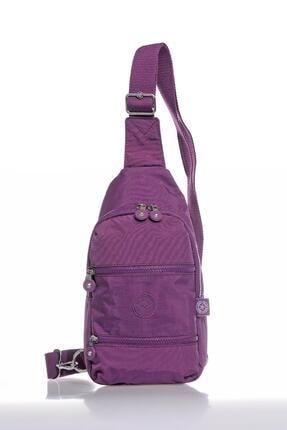 Smart Bags Smb3051-0027 Mor Kadın Body Bag