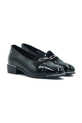 Venüs Hakiki Deri Kadın Ayakkabı 1954118y Siyah