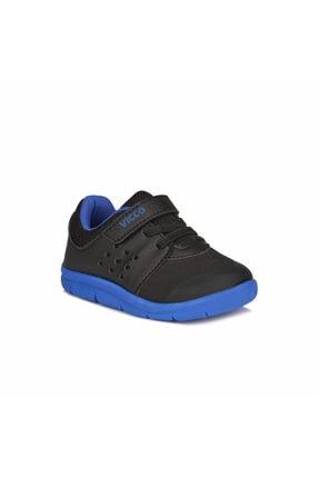 Vicco Mario Iı Unisex Ilk Adım Siyah Spor Ayakkabı