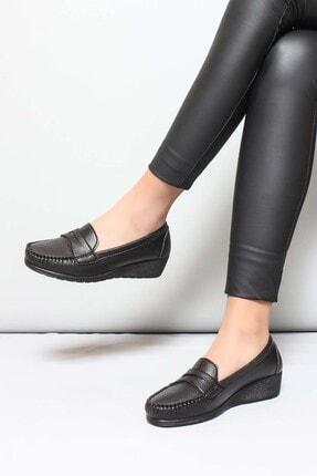 Fast Step Kadın Siyah Casual Ayakkabı 933za30