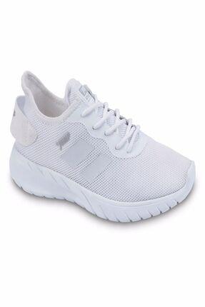 Jump Kadın  Beyaz 24853 Spor Ayakkabı