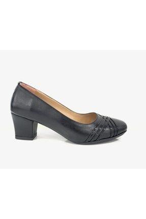 Punto 470032 Kadın Kalın Topuklu Ayakkabı