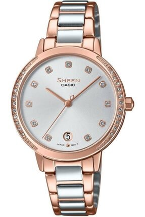 Casio Sheen Kadın Kol Saati SHE-4056SPG-7AUDF