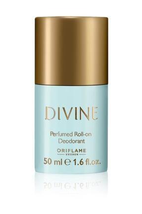 Oriflame Divine 50 ml Kadın Parfümlü Roll-on Deodorant 8681541012879