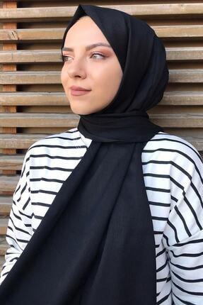 Stella Akrobat Pamuklu Şal Siyah