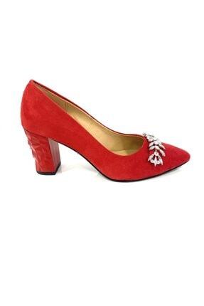 Punto Kadın Klasik Topuklu Ayakkabı 544859