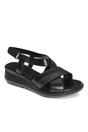 Stella 20230 Kadın Deri Sandalet
