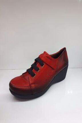 Punto Kadın Deri Günlük Ayakkabı