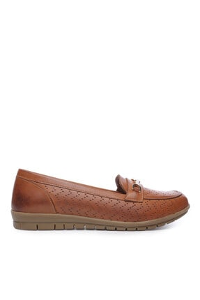 Kemal Tanca Kadın Derı Comfort Ayakkabı 211 7306 Bn Ayk