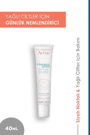 Avène Cleanance Expert Emulsion - Akneli Ciltler Için Bakım Kremi 40ml
