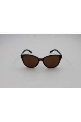 De Valentini Kadın Kahverengi Polarize Güneş Gözlüğü