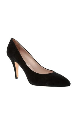 Frau Siyah Kadın  Topuklu Ayakkabı